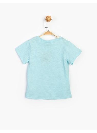 Frozen   Çocuk Tişört 15615 Mavi